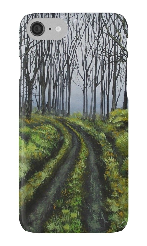 #iPhone #Case - Mysterious Unknown by Cherie Roe Dirksen