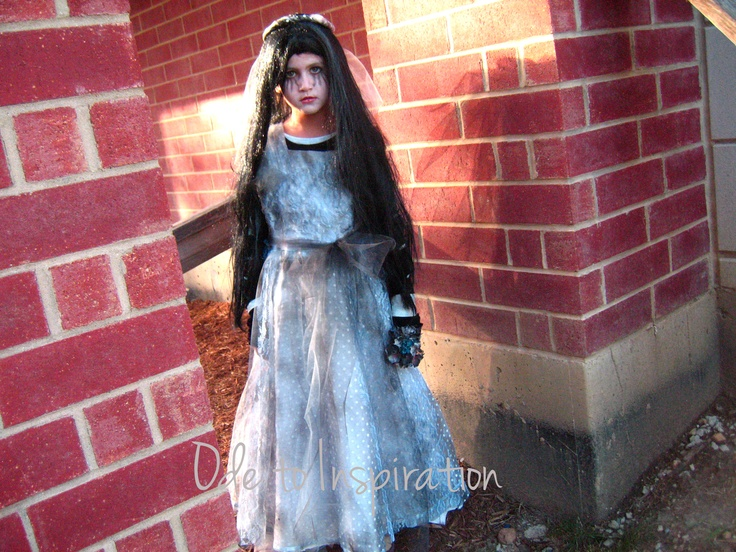 Zombie Bride Costume DIY