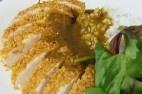 Gizzi Erskine's chicken katsu curry recipe from Cook Yourself Thin