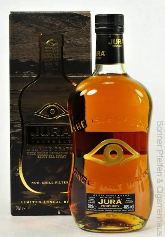 Jura Whisky Prophecy Tried this today, with the Master Distiller Willie ;)