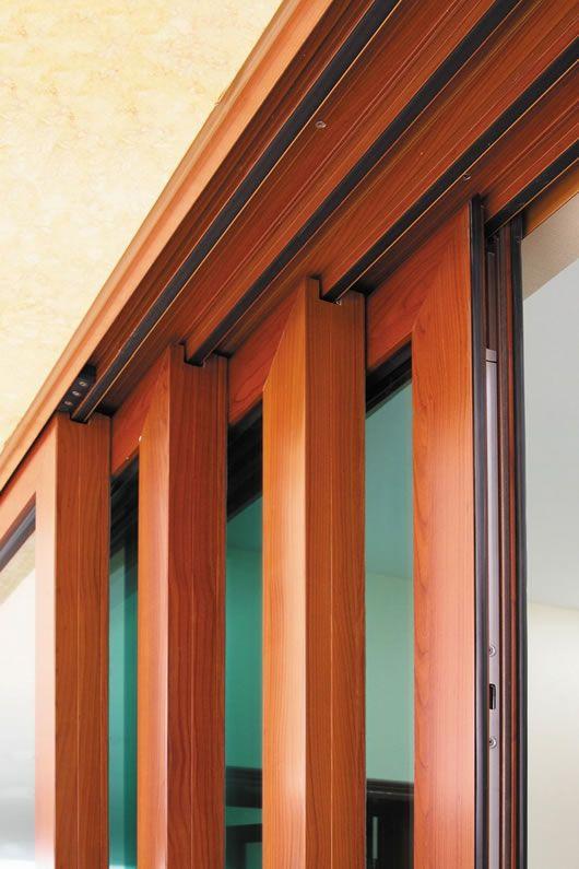 Las 25 mejores ideas sobre persianas de las puertas for Puerta corrediza de aluminio