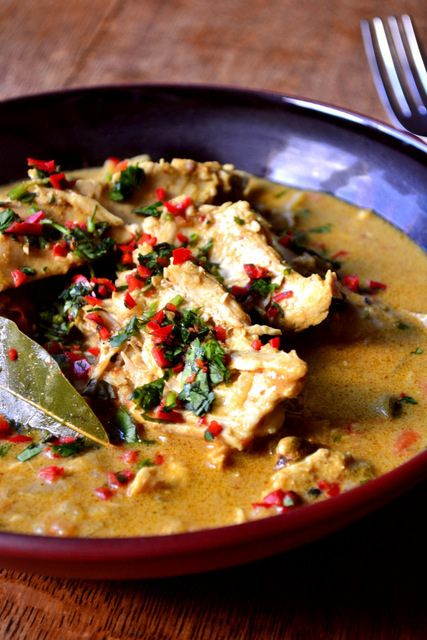 Leftover Turkey Curry Recipe (4) by FrugalFeeding, via Flickr