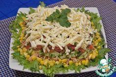 Салат из тунца, вкусный и полезный тунец салат