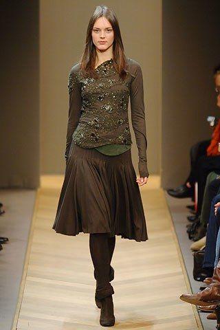 Akris Fall 2005 Ready-to-Wear Fashion Show - Dovile Virsilaite (OUI)