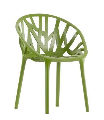 Vegetal Chair Ronan & Erwan Bouroullec 2008 S'asseoir, Biomorphisme, Fabrication à la chaîne