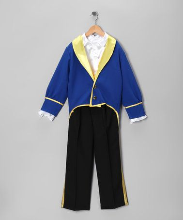 Look what I found on #zulily! Royal Prince Dress-Up Set - Toddler & Boys #zulilyfinds