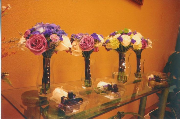 Wedding Flower Bouquet # 17  –  Natural Fresh Flowers Free Delivery El Paso