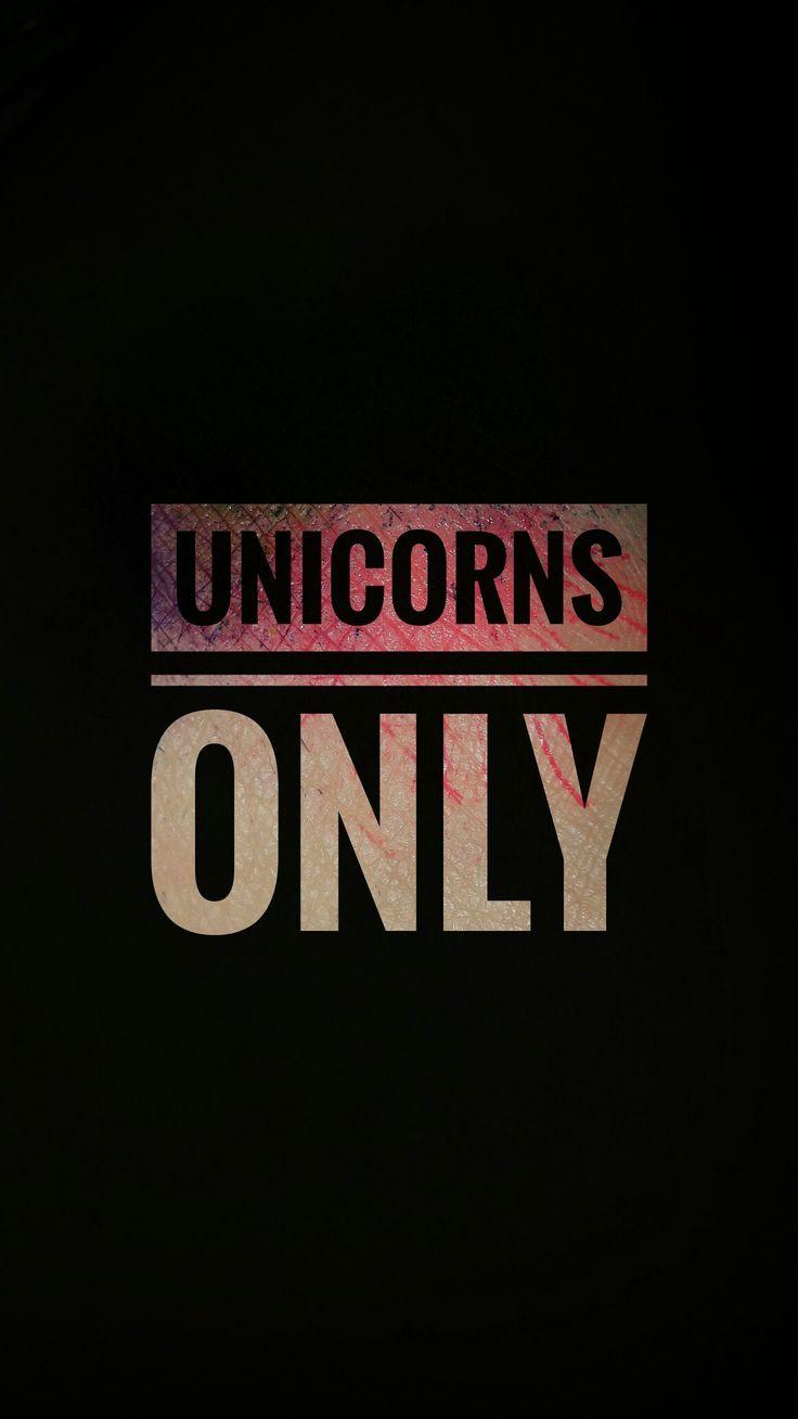Unicorn inspired wallpaper. Like for more❤ #unicorn #wallpaper #iphone