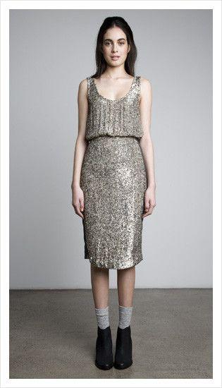 oscar dress (sequin)