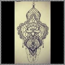voor vintage lace tattoos more vintage lace tattoo ...