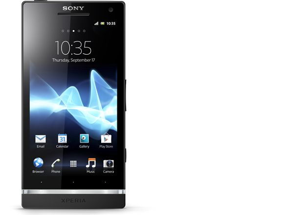 The Xperia S Android smartphone - everything in HD.