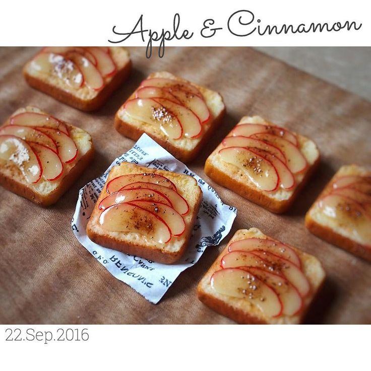 りんごの美味しい季節がきますね