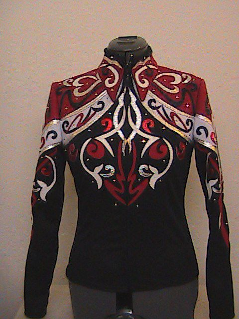 WESTERN PLEASURE *Two Creeks* Showmanship/Horsemanship/Jacket/Shirt