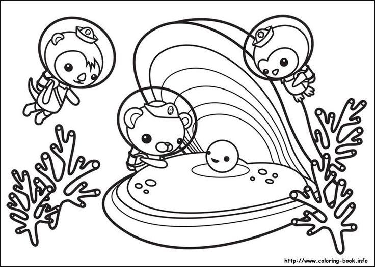 Mejores 294 imágenes de Octonauts en Pinterest | Disney jr, Disney ...