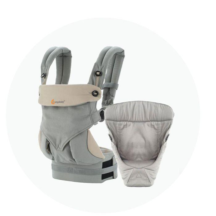 Hvorfor bruge en baby sele? Hvad er bæreseler? Hvorfor skal du bruge en baby indsats til din sele til spædbørn? Hvorfor er Ergobaby den mest ergonimiske sele til børn?