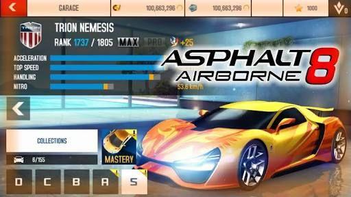 asphalt 8 hack version download for pc