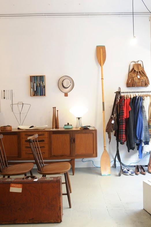 Pastoe chairs, G-Plan side board. Katharina Trudzinski art piece
