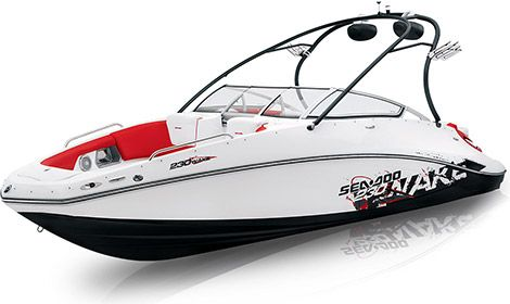 Sea-Doo 230 Wake Sport Boat | GearCulture... Now this is what I'm taking about!!!