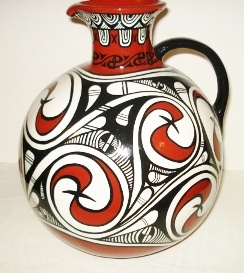 Beautiful Trypillian Vase - love it... Inspiration for my next pysanka??? Absolutely!