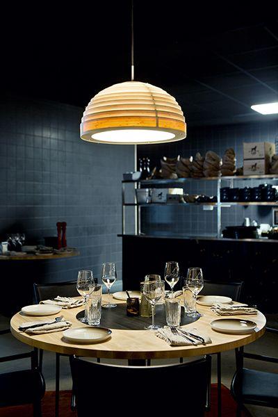 Restaurant La Parilla, Uppsala | Massproductions AB