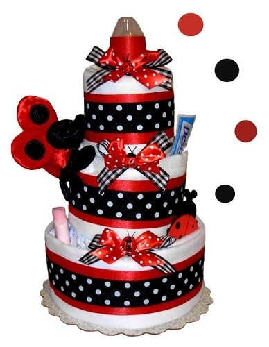 find this pin and more on ladybug theme baby shower