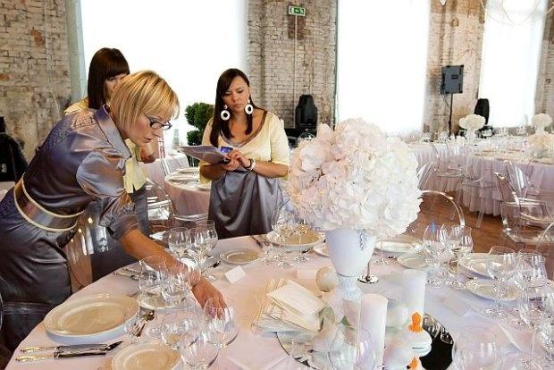 Aspire wedding planners at work - aspire.pl