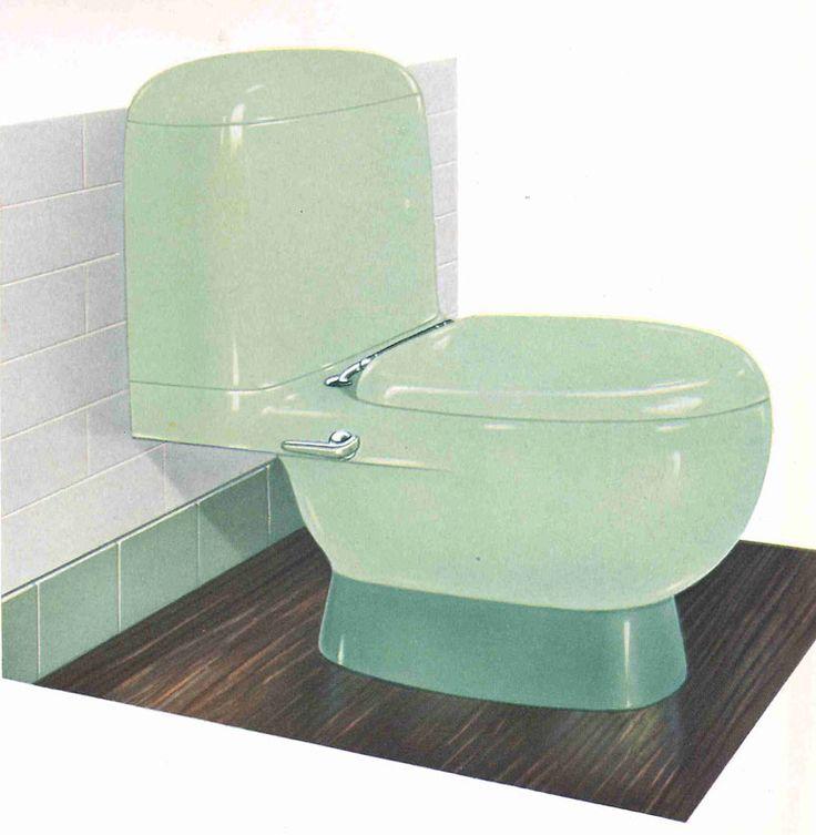 colored-bathroom-fixtures-green-toilet.jpg (774×792)
