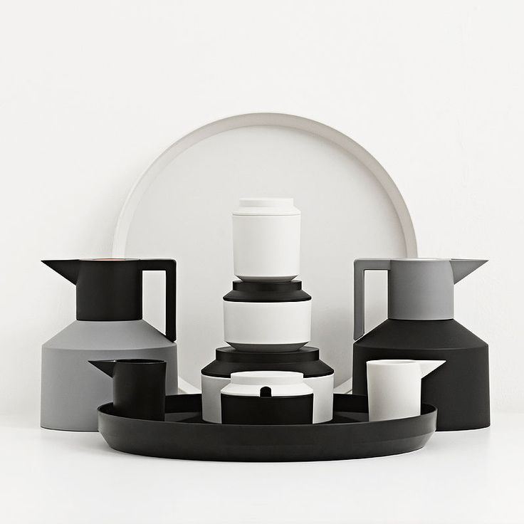 top3 by design - Normann Copenhagen - NM geo tray black