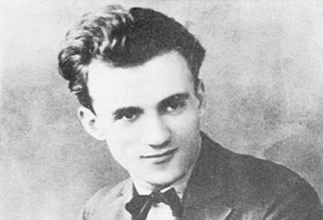 Nikos Skalkottas (March 8, 1904 – September 20, 1949) – 111th anniversary of his birth – «Στο Τελευταίο Αναλόγιο» • http://facesofclassicalmusic.blogspot.gr/2014/09/blog-post_20.html