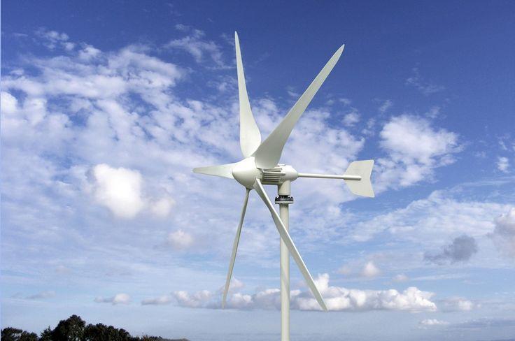 Turbina wiatrowa przydomowa HWT 3kW