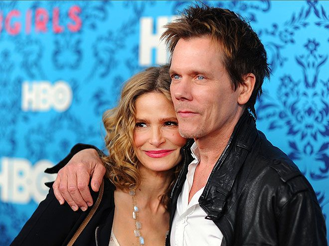 """Someone was watching over me when I picked Kevin, because I couldn't have been that smart,"" Kyra Sedgwick on meeting Kevin Bacon in her early 20s."