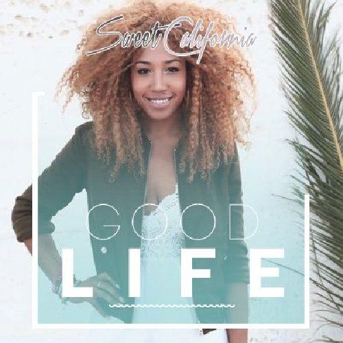 Sweet California: Good life (Edición Tamy) (CD Single) - 2016.