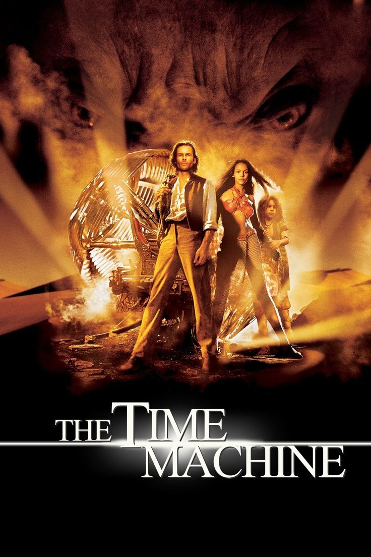 the time machine book versus movie The time traveler is the main character in the book and has figured out how to build a time machine when he tells this to his friends they do not believe him to show them that it works, he ventures to the year 802,701he arrives there and finds that humans have evolved in two different ways.