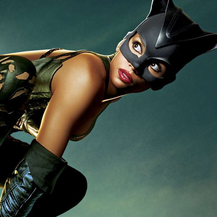 Catwoman starring Halle Berry She looks amazing but the rest is pure drivel