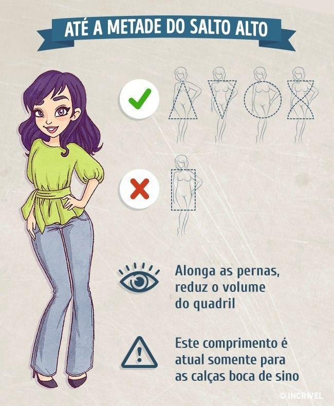 Guia para escolher a calça jeans certa para o seu perfil