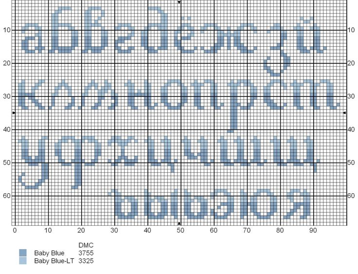схема вышивки крестом буквы русского алфавита: 17 тыс изображений найдено в Яндекс.Картинках