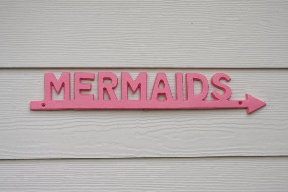 i want to be a mermaid.
