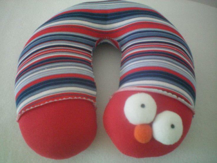 Almohada cervical para bebe