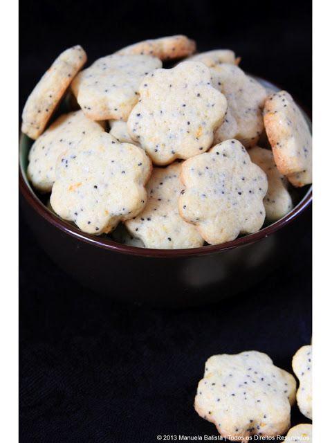 Orange Poppy Seed Cookies | Favorite Recipes | Pinterest