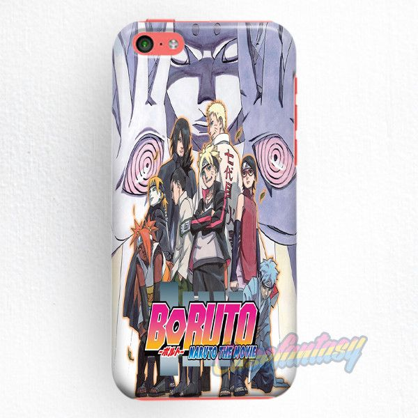 Boruto Naruto The Movie iPhone 5C Case | casefantasy