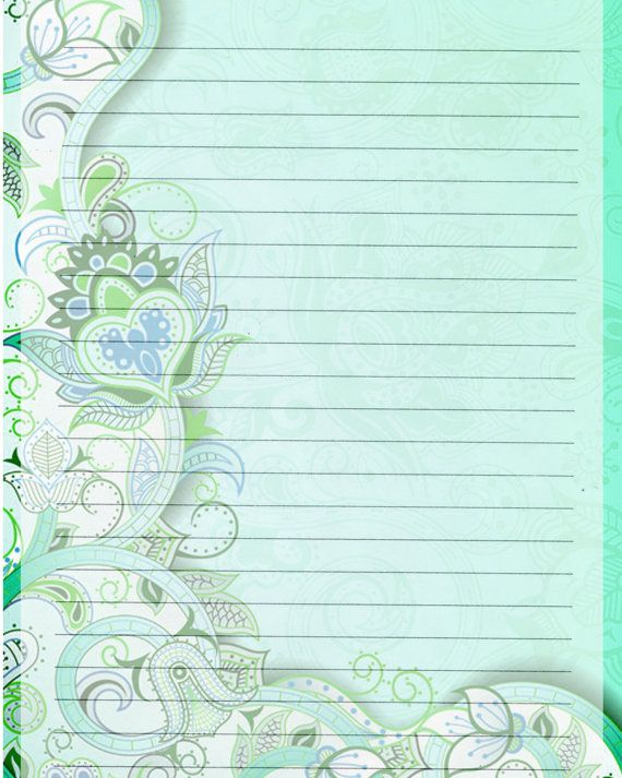 It is a picture of Exhilarating Free Printable Journal Pages Lined