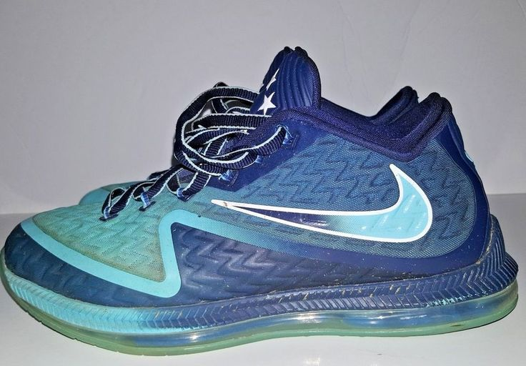 Nike Field General 2 Football Turf Shoes Blue Navy Men's Size 9 #Nike #FootballTrainer