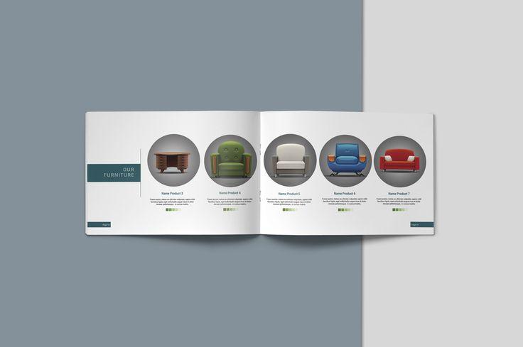 Catalogs / Brochure Interior Vol. 2 by tujuhbenua on @creativemarket