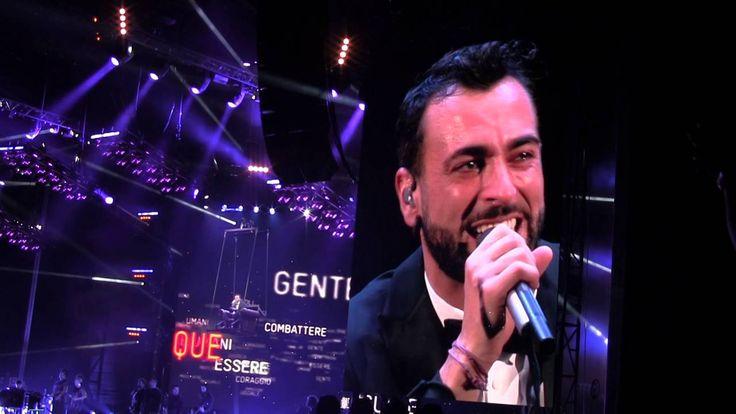 Marco Mengoni Esseri Umani @Arena Verona 22 Maggio 2016