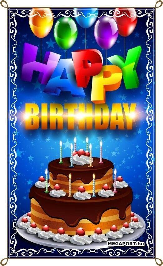 296 best HAPPY BIRTHDAY images on Pinterest