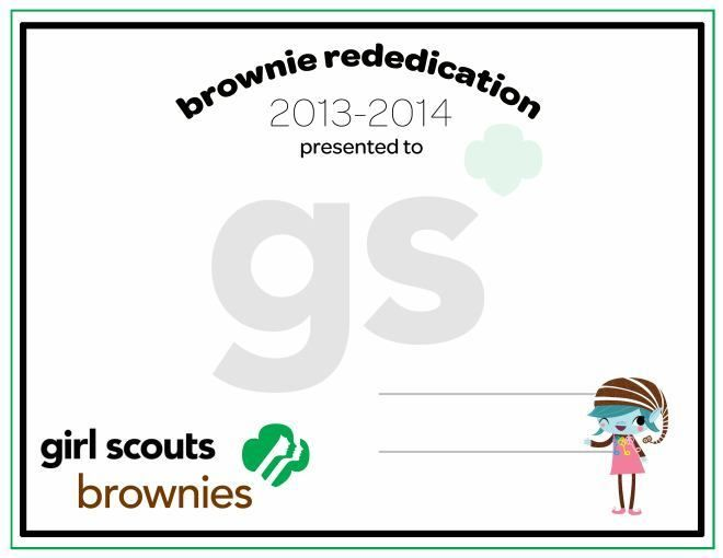 17 Best images about Girl Scouts - Investiture ...
