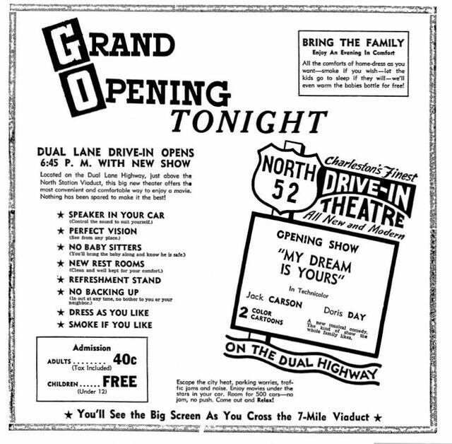 Pin By Dennis On Gala Theatre Openings With Images Drive In Theater Drive In Movie Driving