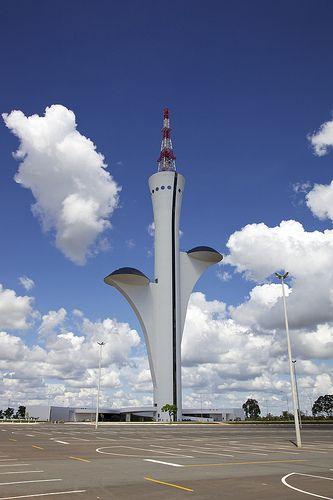 Torre de TV Digital de Brasília / Brasilia Digital TV Tower