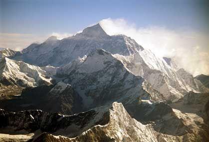 mountain in asia