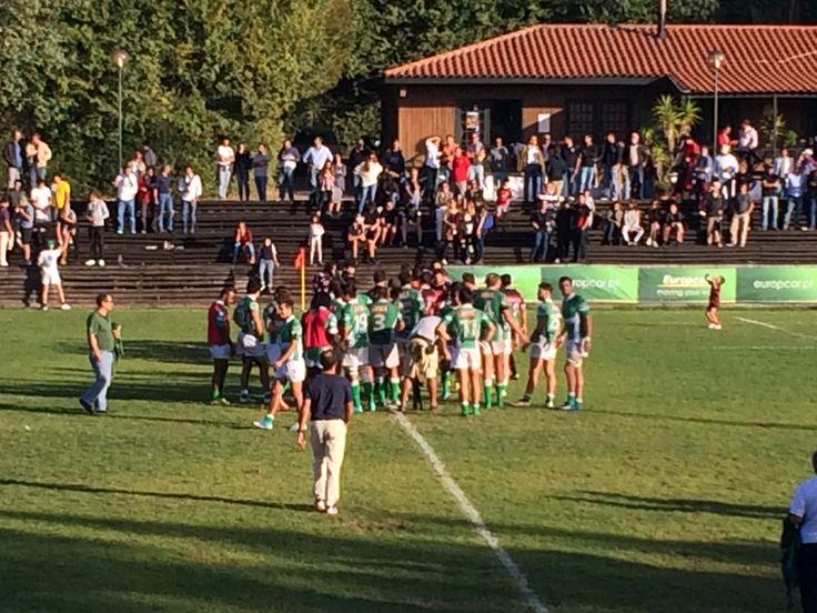 SENIORES - Resultado final #cascais #cascaisrugby #rugby   Direito 16 X Cascais Rugby 10  SEMPRE A CRESCER, VIVA O CASCAIS!!!